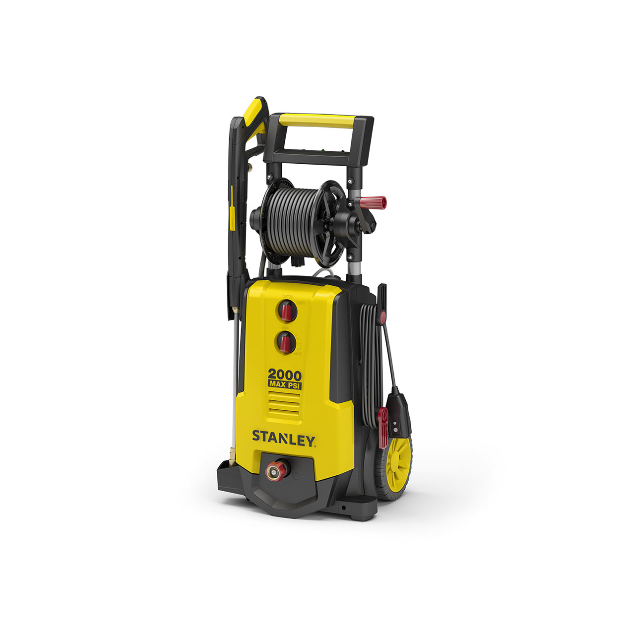Stanley Shp2000 Electric Pressure Washer Stanley