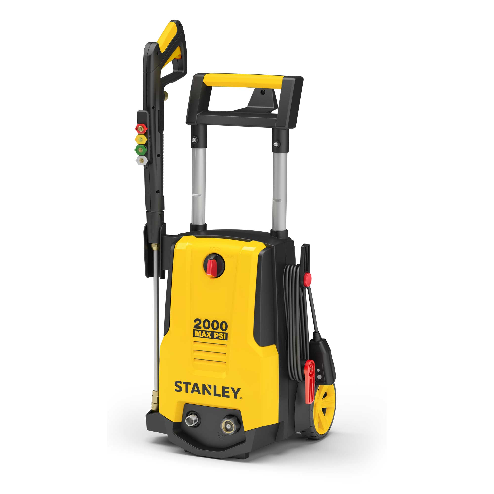 Stanley Shpw 2000 Electric Pressure Washer Stanley
