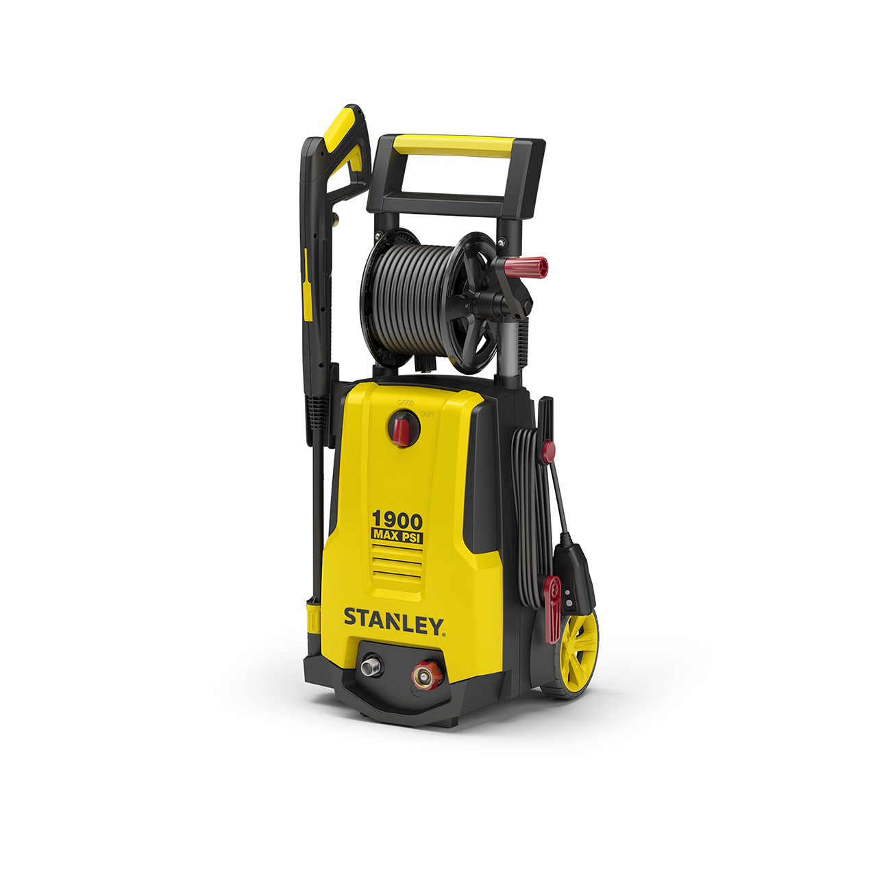 Stanley Shp1900 Electric Pressure Washer Stanley